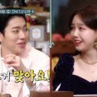 """Watch: Block B's P.O And Girl's Day's Hyeri Invite Zico And Minah On """"Amazing Saturday"""" In Preview"""