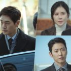 """Yoo Ji Tae, Lee Bo Young, And Kim Young Hoon Are Ice Cold As They Confront Their Problems In """"When My Love Blooms"""""""