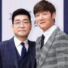 "Son Hyun Joo Shows Support For Choi Jin Hyuk's Drama ""Rugal"""