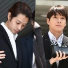 Jung Joon Young And Choi Jong Hoon Receive New Sentences Following Appeal Trial