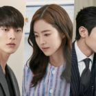 "Jang Ki Yong + Jin Se Yeon's Relationship Changes After She Saves Lee Soo Hyuk's Life On ""Born Again"""