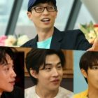 Yoo Jae Suk Visits Kwanghee, Henry, And Rain To Find More Members For His Co-Ed Group
