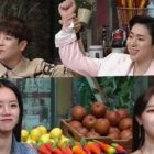 """Block B's Zico Compares P.O's Real And TV Personalities + Girl's Day's Minah Reveals Why Hyeri Invited Her To """"Amazing Saturday"""""""