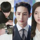 """Born Again"" Love Triangle Heats Up As Lee Soo Hyuk Breaks Off Engagement + Jang Ki Yong Embraces Jin Se Yeon"