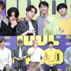 Watch: GOT7 And DAY6 Reminisce Over Their Trainee Days, Perform JYP's Famous Basic Dance Routine Together, And More