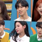 "Mijoo, Hongseok, Son Ji Hyun, Song Yu Vin, Johyun, And Jangjun Make Surprising Deals, Reveal How To Attract Cameras At ""ISAC,"" And More"