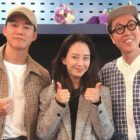 Kim Moo Yeol And Song Ji Hyo Describe Their Sibling Chemistry + Share Stories From Filming