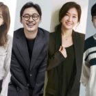 Yoo Da In, Oh Dong Min, Bae Hae Sun, And Kim Hyun Mok Confirmed To Join Nana And Park Sung Hoon's Office Romantic Comedy