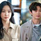 "Apink's Son Naeun and Lee Ji Hoon Are Heartbreakers In Upcoming Drama ""Dinner Mate"""