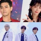 "Super Junior's Choi Siwon, Apink's Jung Eun Ji, And CIX Announced For ""One Love Asia"" Live Concert To Support UNICEF"