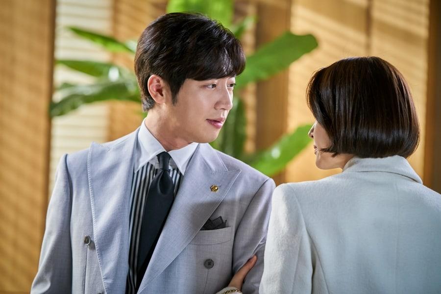 Lee Sang Yeob Cha Soo Yeon