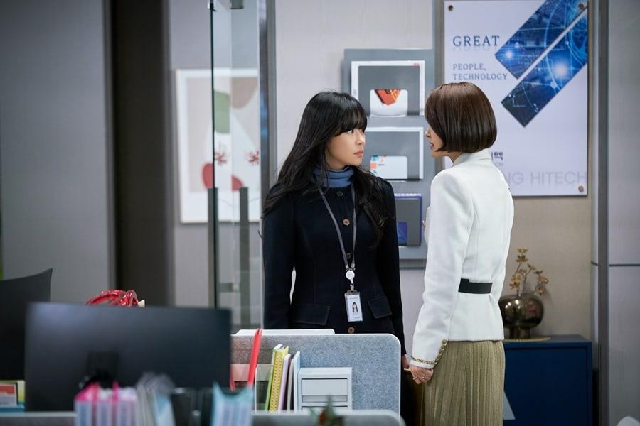 Choi Kang Hee Cha Soo Yeon
