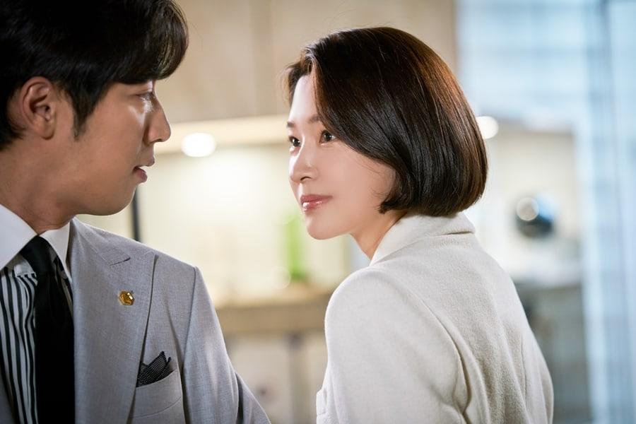 Lee Sang Yeob Cha Soo Yeon 1