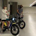 BIGBANG's G-Dragon Goes Biking With His Brother-In-Law Kim Min Joon