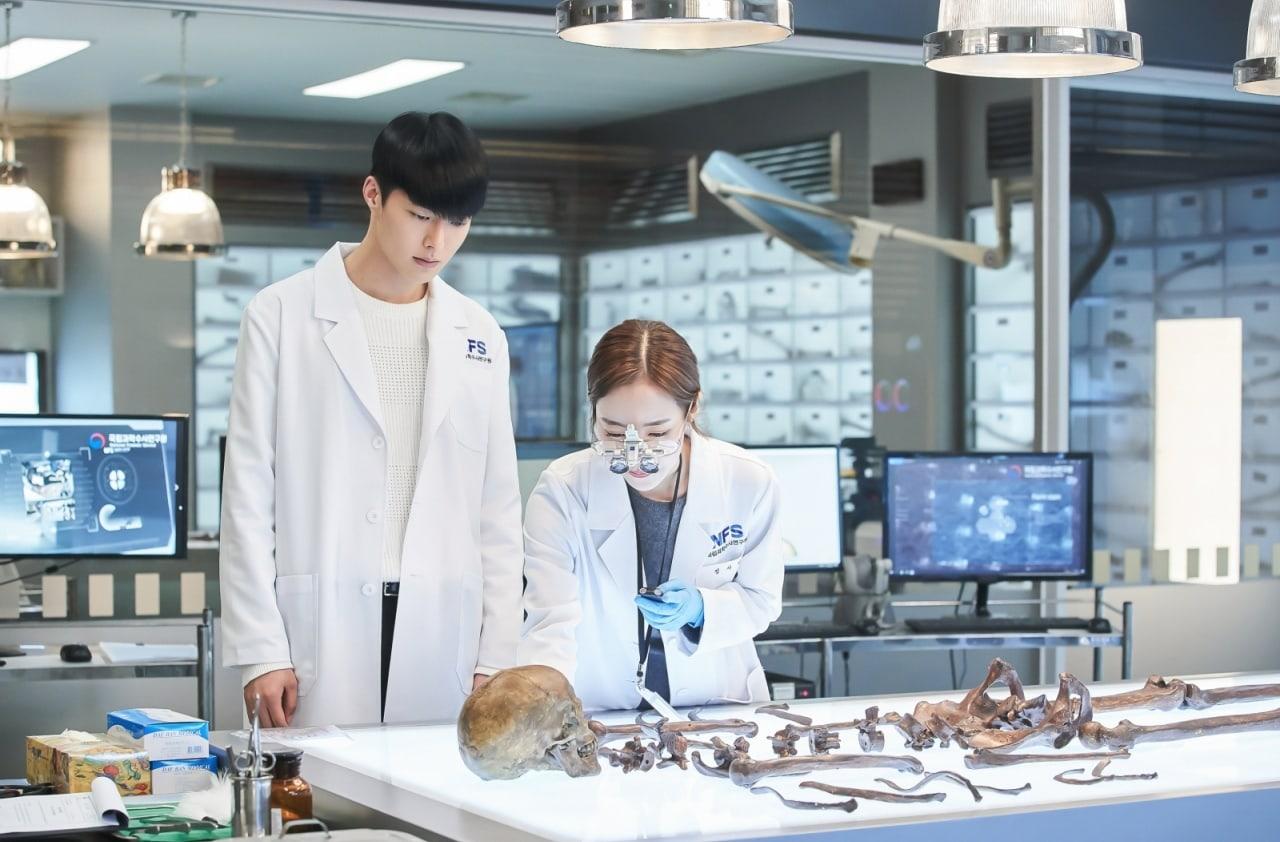 Jang Ki Yong Jin Se Yeon 2