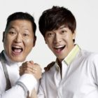 PSY Shares Old Photo + Fond Memory Of Producing Lee Seung Gi's Debut Track