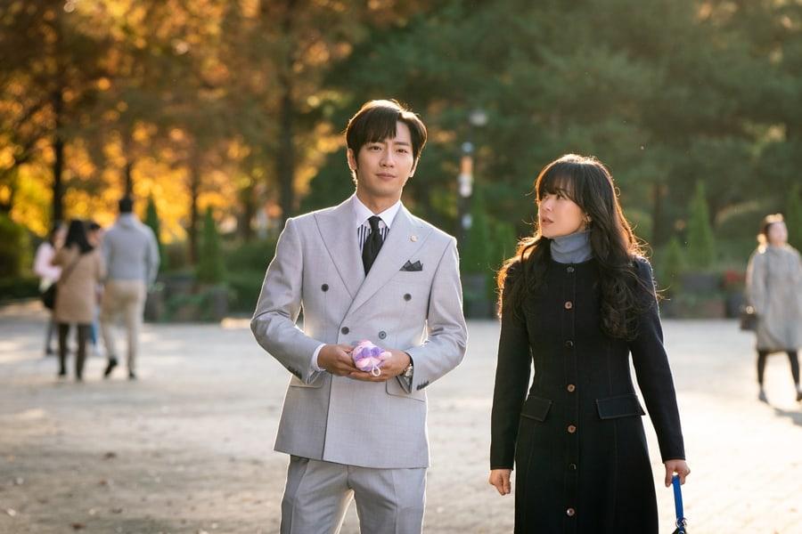 Lee Sang Yeob Choi Kang Hee