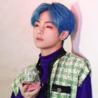"""BTS's V Breaks PSY's Record On International iTunes Top Songs Charts With """"Sweet Night"""" OST"""