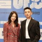 Park Shin Hye And Yoo Ah In Share How Satisfied They Are With Acting Together In Upcoming Zombie Film