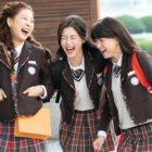 "Kim Yoo Jung, Seo Ye Hwa, And Yoon Soo Are An Inseparable Trio In ""Backstreet Rookie"""