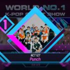 "Watch: NCT 127 Wins With ""Punch"" On ""M Countdown""; Performances By MONSTA X, TXT, Kim Woo Seok, And More"