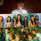 Update: Woollim Artists Unveil Teaser Video For Collaboration Track MV