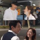 "Watch: Jin Se Yeon, Jang Ki Yong, And Lee Soo Hyuk Joke Around Behind The Scenes Of ""Born Again"""