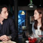 """Lee Soo Hyuk Drunkenly Opens Up To A Concerned Jin Se Yeon In """"Born Again"""""""
