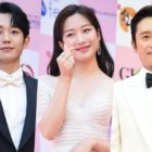 Stars Light Up The Red Carpet At The 56th Grand Bell Awards