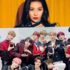 """Sunmi Applauds The Boyz And ONEUS's Cover Of """"Heroine"""" From """"Road To Kingdom"""""""