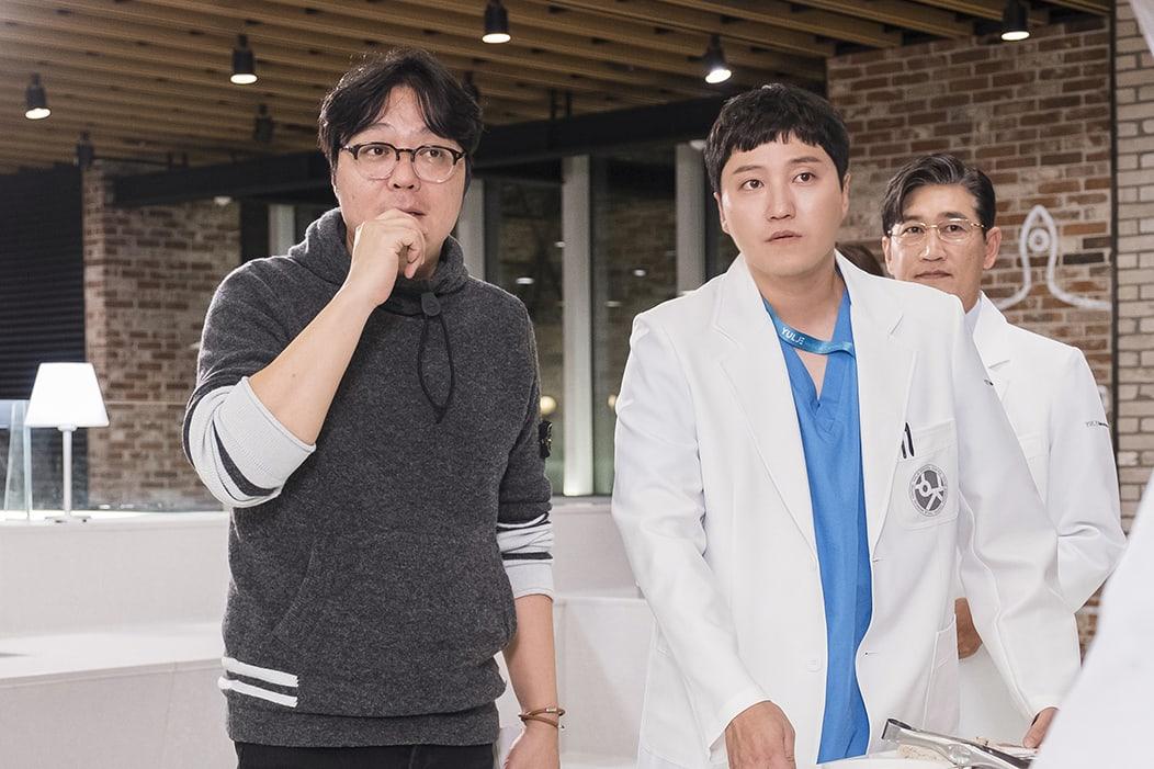 Shin Won Ho Kim Dae Myung