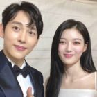 "Im Siwan And Kim Yoo Jung Have A Mini ""The Moon Embracing The Sun"" Reunion"