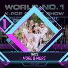 "Watch: TWICE Scores 2nd Win For ""MORE & MORE"" On ""M Countdown""; Performances By TXT, WJSN, VICTON, And More"