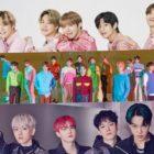 June Boy Group Brand Reputation Rankings Announced
