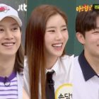 """Ask Us Anything"" Cast Asks Son Dam Bi To Choose Between Super Junior's Heechul + 2AM's Im Seulong"