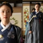 "Go Sung Hee Exudes Charisma And Grace In ""King Maker: The Change Of Destiny"""