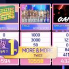 "TWICE Takes 5th Win For ""MORE & MORE"" On ""Inkigayo""; Performances By TXT, MONSTA X, WJSN, And More"