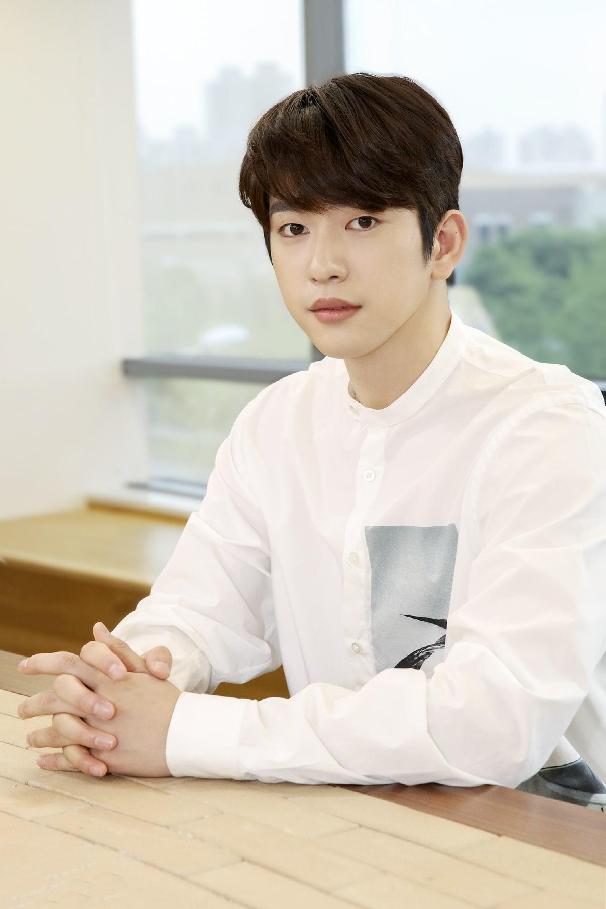 got7 jinyoung 2