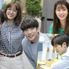 """""""Once Again"""" Cast Show Great Chemistry While Balancing Fun And Work Behind The Scenes"""