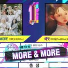 "Watch: TWICE Takes 7th Win For ""MORE & MORE"" On ""Music Bank""; Performances By Stray Kids, Weki Meki, IZ*ONE, And More"
