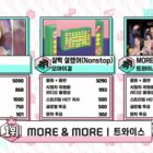 "Watch: TWICE Takes 8th Win For ""MORE & MORE"" On ""Music Core""; Performances By IZ*ONE, Stray Kids, Weki Meki, And More"