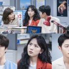 """""""Sweet Munchies"""" Previews Jung Il Woo, Kang Ji Young, And Lee Hak Joo At The Police Station"""
