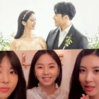 Watch: Hyerim And Shin Min Chul Take Wedding Photos + Wonder Girls Members Send Him A Funny Warning Message
