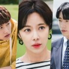 """Hwang Jung Eum, Yoon Hyun Min, And Seo Ji Hoon Have An Odd Encounter In """"To All The Guys Who Loved Me"""""""