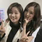 Apink's Son Naeun Sends Her Support For Park So Dam's New Drama
