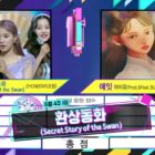 """Watch: IZ*ONE Takes 4th Win For """"Secret Story Of The Swan"""" On """"Music Bank""""; Performances By SEVENTEEN, TWICE, Golden Child, And More"""