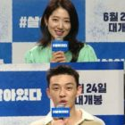 "Park Shin Hye And Yoo Ah In Explain Their Close Friendship + Describe The Charm Of Their Film ""#ALIVE"""