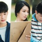 "Tension Is In The Air As Kim Soo Hyun, Seo Ye Ji, And Oh Jung Se Meet In ""It's Okay To Not Be Okay"""