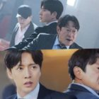 "Park Hae Jin And Kim Eung Soo Join Hands Against Trouble In ""Kkondae Intern"""