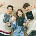 Watch: Park Bo Gum, Park So Dam, Byun Woo Seok, And More Show Captivating Chemistry At Script Reading For New Drama